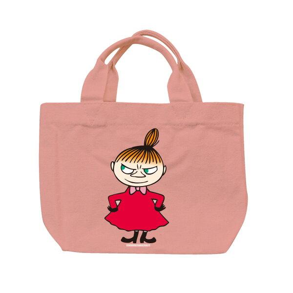 【嚕嚕米Moomin】托特包-LiitleMy(粉紅黃)
