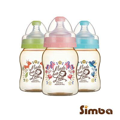 小獅王辛巴 桃樂絲PPSU寬口葫蘆小奶瓶 200ML-038099