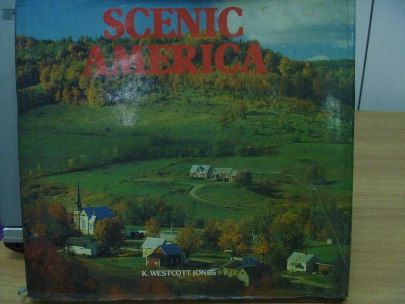 【書寶二手書T2/地理_ZJL】Scenic America
