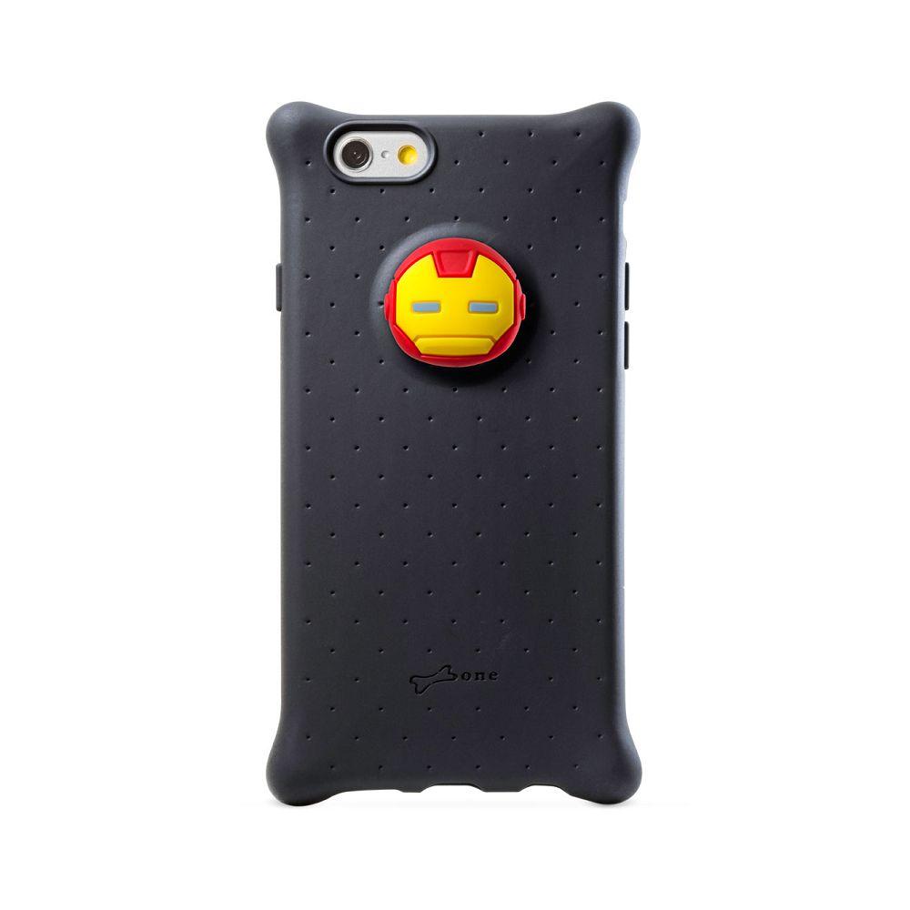 Bone|Apple iPhone 6 / 6S 四角防撞 泡泡保護套 手機殼 - 鋼鐵人 Marvel 漫威