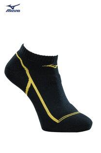 【登瑞體育】MIZUNO男款厚底運動裸襪_32TX801094