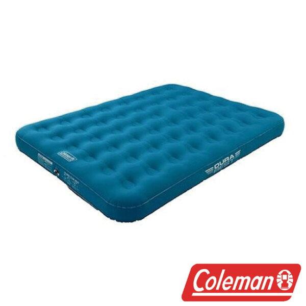 【美國Coleman】DURAREST雙人加寬氣墊床QUEEN|充氣床|露營CM-31957