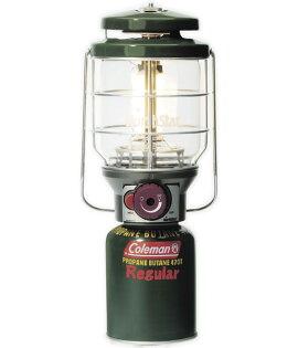 【露營趣】中和安坑ColemanCM-5520新款2500北極星瓦斯燈綠露營燈電子點火