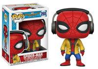 Marvel 玩具與電玩推薦到(卡司 正版現貨) 代理版 Funko POP MARVEL 返校日 Spider-Man 戴耳機 蜘蛛人 新宇宙就在卡司玩具推薦Marvel 玩具與電玩
