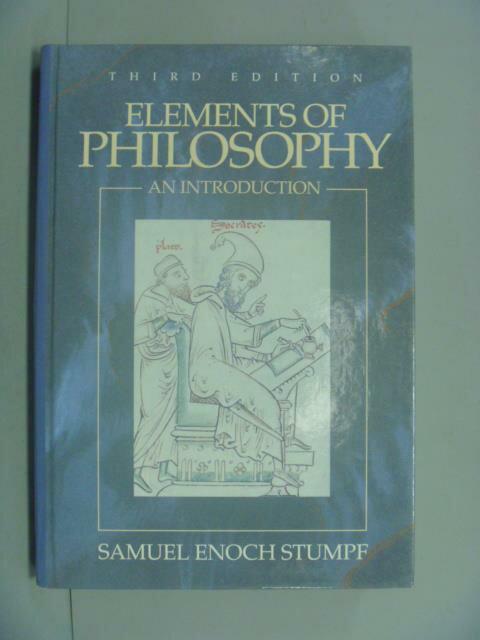 ~書寶 書T7/哲學_ZIX~Elements of Philosophy: An Int
