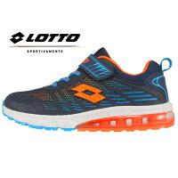 男性慢跑鞋到LOTTO樂得-義大利第一品牌 童款KPU氣墊慢跑鞋 鳳凰展翼系列 [5307] 丈青【巷子屋】就在巷子屋推薦男性慢跑鞋