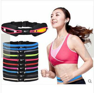 $99【運動貓】NFPro 運動腰包 男女跑步戶外腰包 旅行貼身防盜腰包 胸包