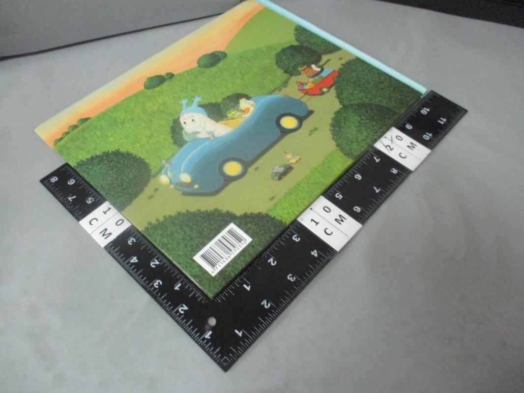 【書寶二手書T5/少年童書_EY2】包姆和凱羅的購物記_島田由佳