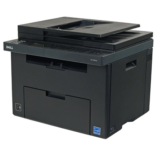 Dell 1355CNW Multifunction Color Printer - Copier, Scanner, Fax - Wi-Fi 2