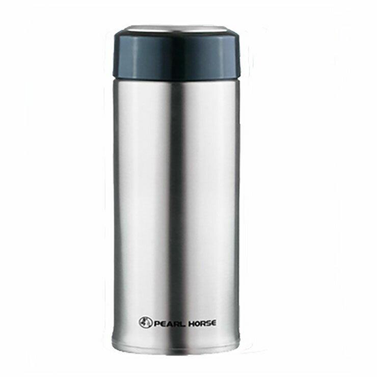 寶馬牌 316不鏽鋼 隨手杯 SHW-X5-520 520ml 保溫杯 保溫瓶/罐 保冷保熱兩用 黑色