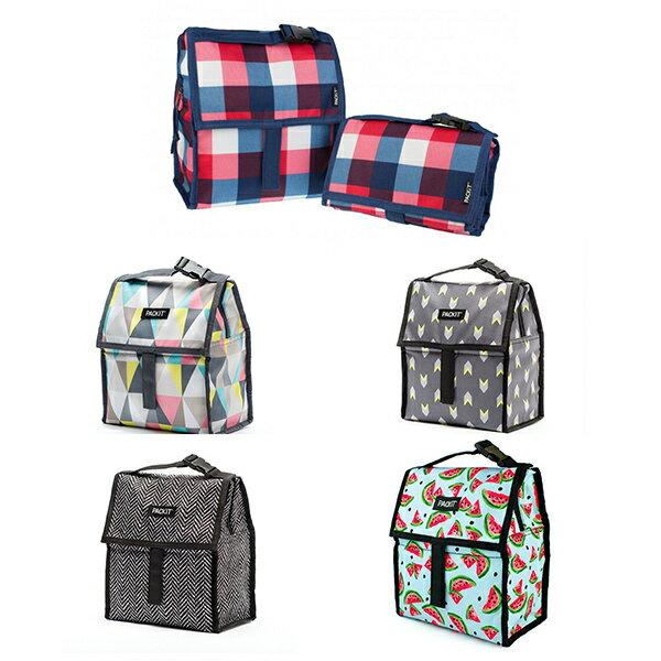 美國 PACKIT 郊遊野餐必備時尚保冰袋 / 多功能冷藏袋 BG1506 好娃娃