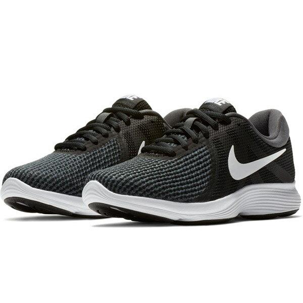 【NIKE】WMNS NIKE REVOLUTION 4 運動鞋 慢跑鞋 (女)908999001【SS感恩加碼 | 單筆滿1000元結帳輸入序號『SSthanks100』現折100元】