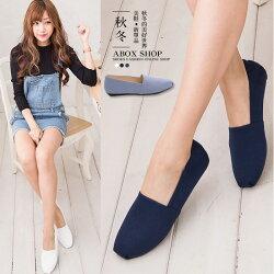 【AW512】MIT台灣製 素面經典帆布透氣皮革 平底包鞋 懶人樂福鞋 豆豆鞋 4色