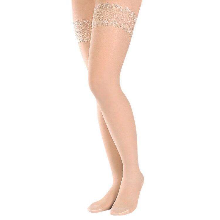 pregshop孕味小舖《六甲村》健康彈性襪大腿襪140丹