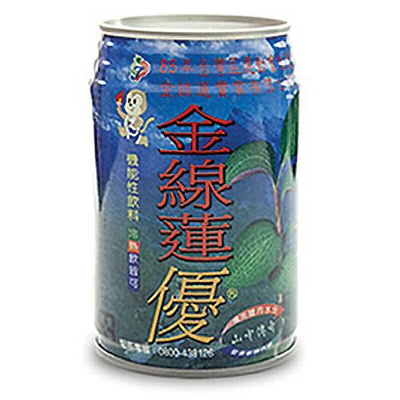 金線蓮優 機能性飲料(微甜) 280ml【康鄰超市】