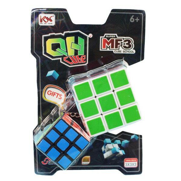 中+大魔術方塊 2025A 3x3標準比賽級(白底)/一卡入{促100} MF3~睿