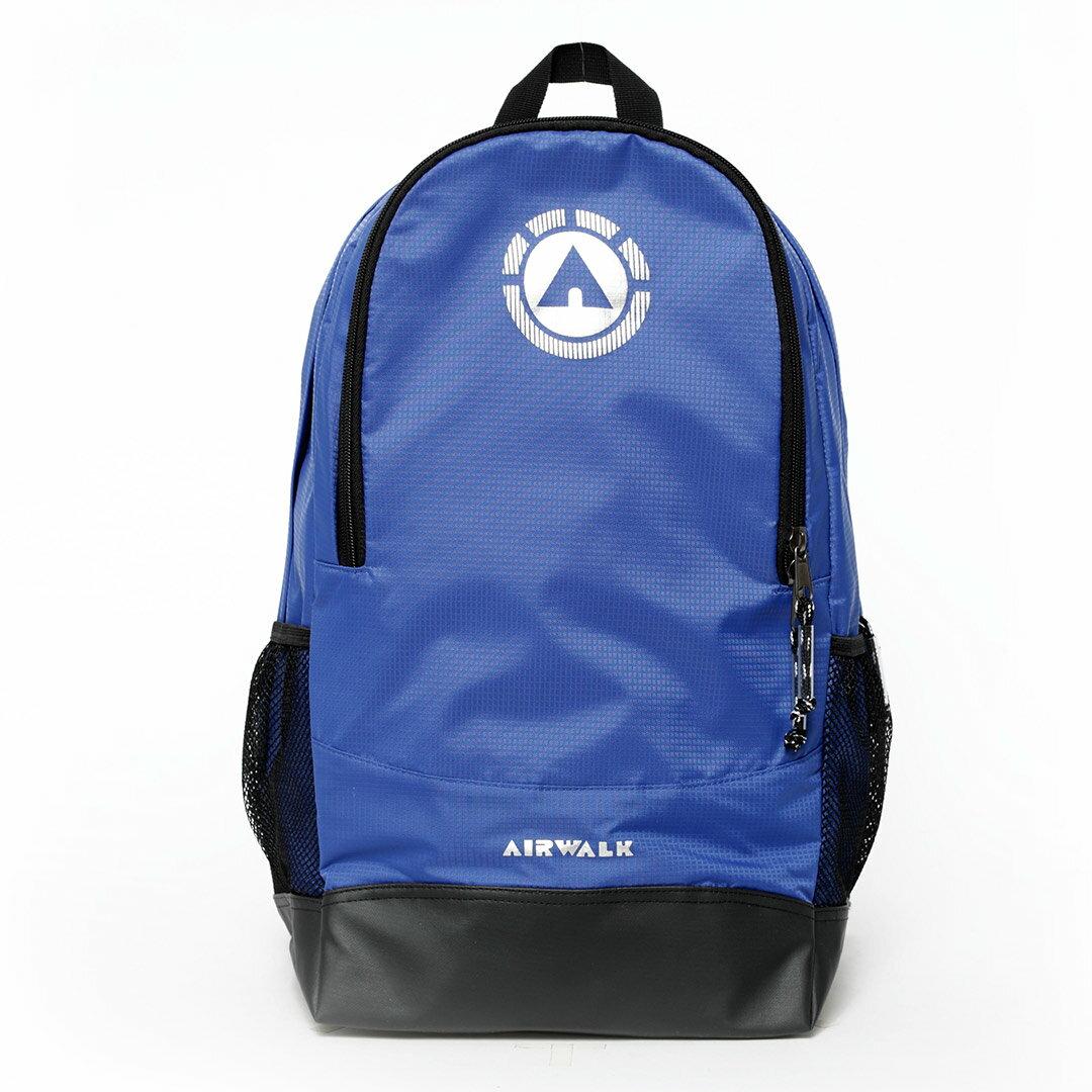 AIRWALK街頭系列-記憶旅人系列後背包(寶藍)