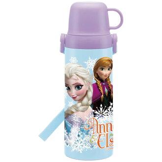 【安琪兒】冰雪奇緣不鏽鋼保溫瓶600ml