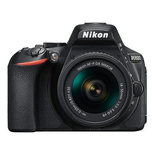 Nikon D5600 24.2 MP Digital SLR Camera with 18-55mm AF-P DX f/3.5-5.6G VR Lens 68e3a799656a6fdf7485598d3fa581e0