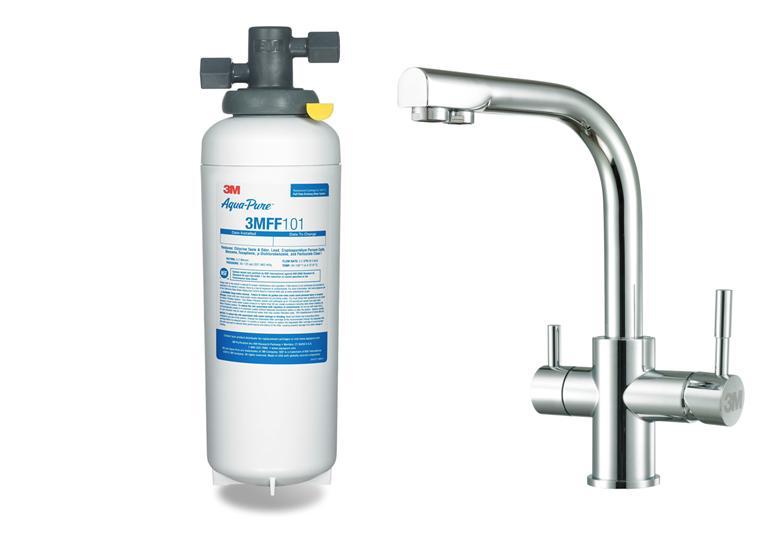 3M多功能長效型淨水系統FF1002(三用龍頭)