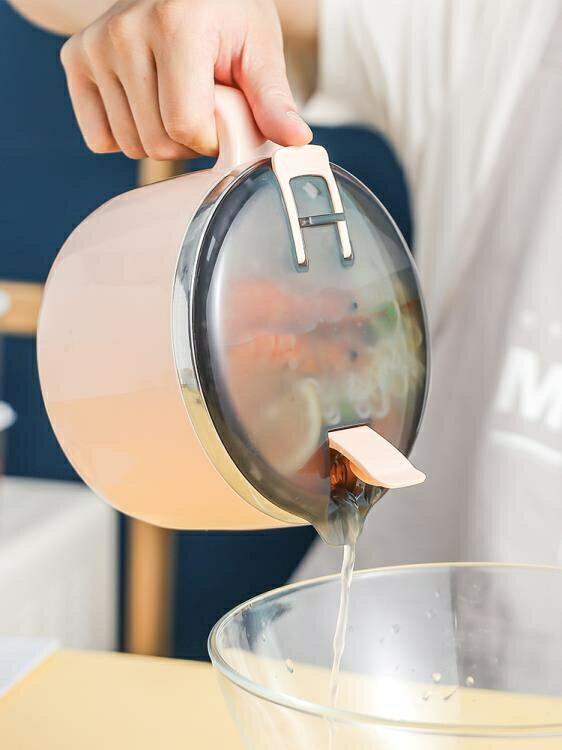 泡麵碗 304不銹鋼泡面碗飯盒帶蓋方便面飯碗單個學生宿舍用食堂打筷套裝