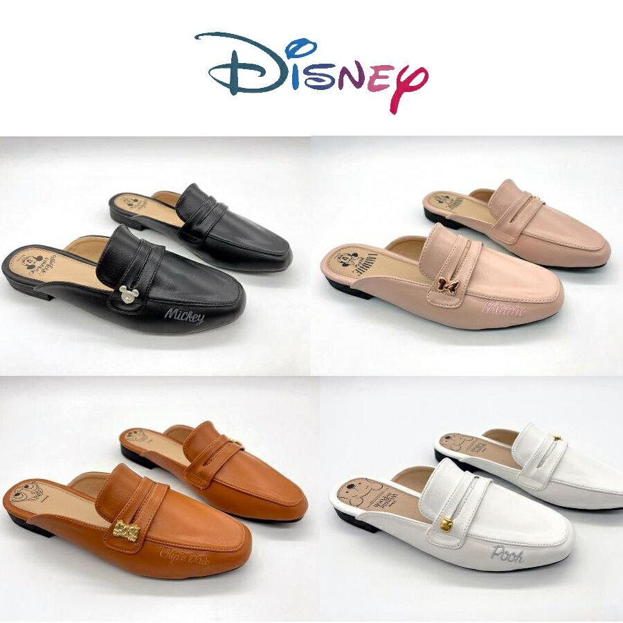 【滿額領券折$150】迪士尼DISNEY 女款日韓造型高單穆朗鞋 MIT台灣製造 4色【巷子屋】
