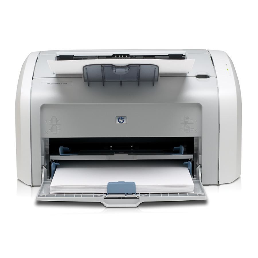 HP LaserJet 1020 Monochrome Printer - 15ppm 0