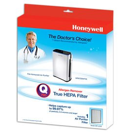 【原廠公司貨】Honeywell True HEPA濾網 HRF-Q720 (1入)