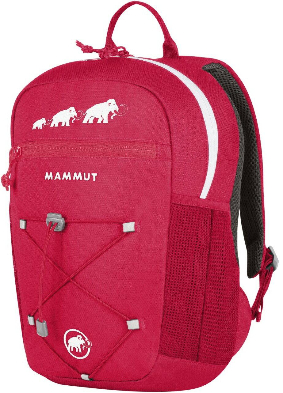 Mammut 長毛象 兒童背包/小朋友背包 附玩偶 First Zip 2510-01542-3341 胭脂紅16L
