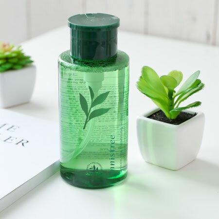 韓國innisfree綠茶保濕卸妝水300ml綠茶純淨溫和卸妝水綠茶卸妝水卸妝水清潔卸妝悅詩風吟【B063257】
