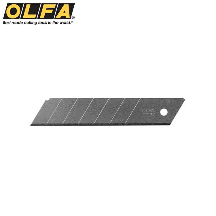 又敗家~ OLFA特大型刀片HB~5B折斷式美工刀片 25mm刀片 XH~1刀片 特大型美