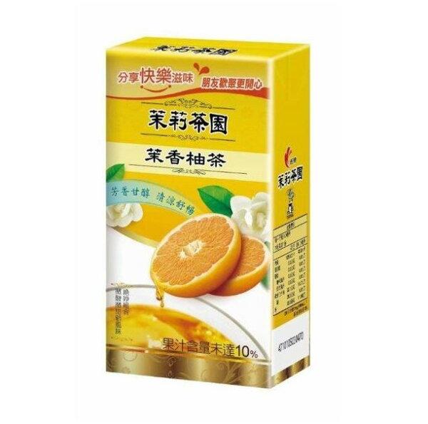 【免運直送】光泉茉莉茶園-茉莉柚茶300ml(24入箱)*2箱【合迷雅好物商城】