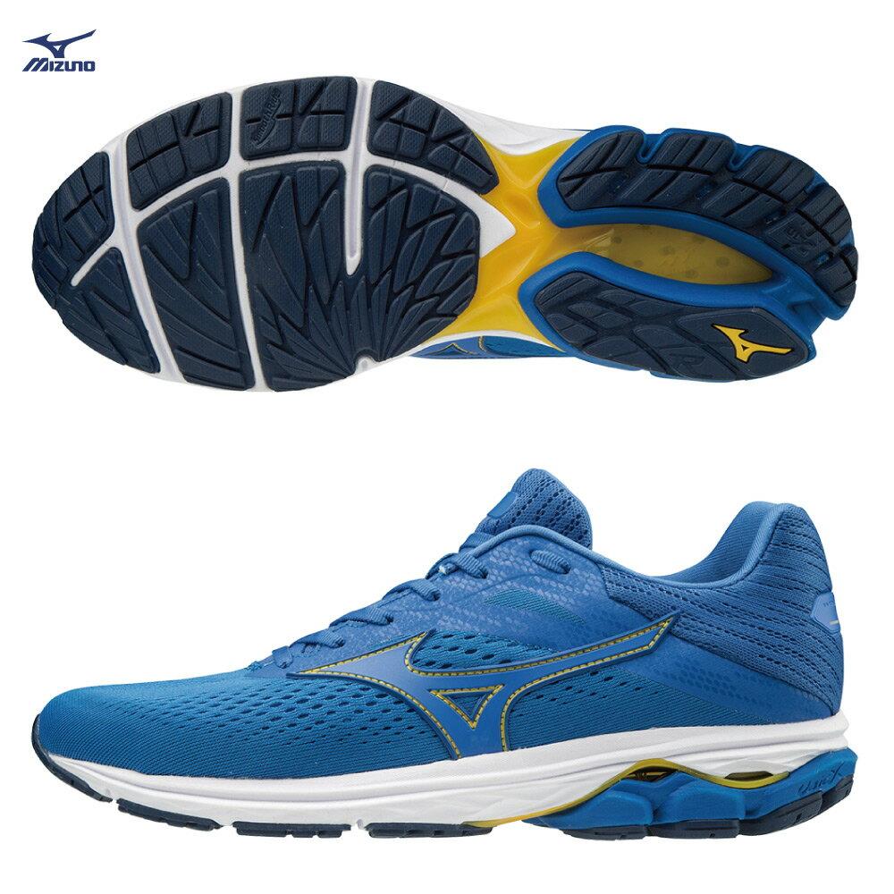 WAVE RIDER 23 一般型男款慢跑鞋 J1GC190324【美津濃MIZUNO】 - 限時優惠好康折扣