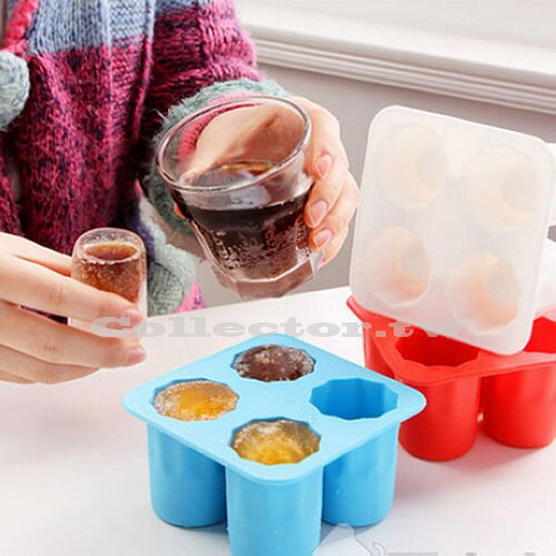 【C13060503】創意杯子冰格 可以吃的杯子 製冰盒 冰塊模具 冰杯