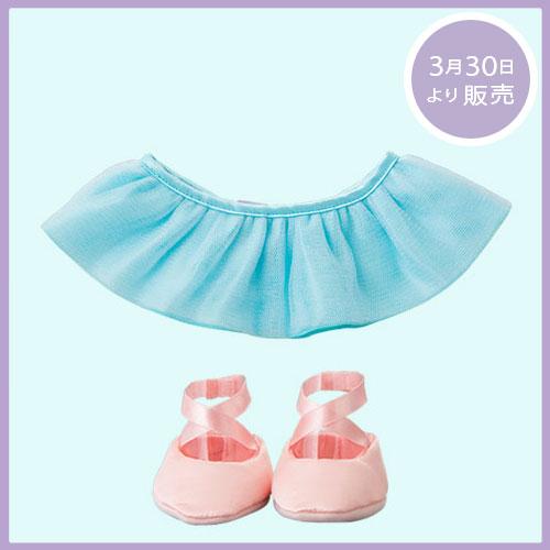 【真愛日本】17040500003 服裝套飾組芭蕾舞者-史黛拉兔 達菲 雪莉玫 日本 東京 海洋迪士尼 預購