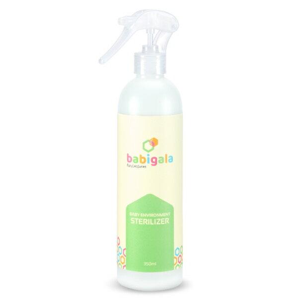 Paradise 鮮之路 Babigala-環境守護噴霧350ml baby嬰兒清潔用品 寶寶清潔 消毒 抗菌