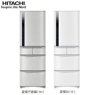 日立 HITACHI 420L五門電冰箱 RS42FJ