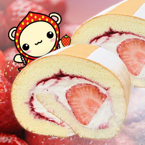 ★木匠手作★草莓生乳捲★ 0