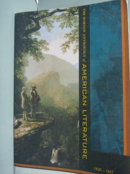 【書寶二手書T1/原文書_PIL】The Norton Anthology…Volume:B_Nina Baym