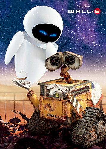 【P2 拼圖】WALL-E 瓦力(1)拼圖108片 HPD0108-063