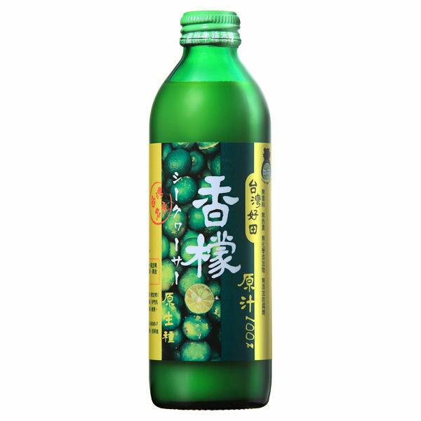 台灣好田香檬原汁300ml x6入
