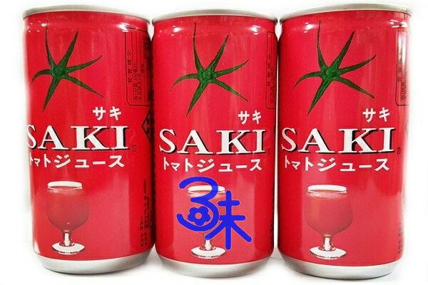 ^(韓國^)SAKI無鹽蕃茄汁 ^(番茄原汁^)1組6罐 ^(180ml^~6罐^)  1