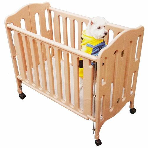 【奇買親子購物網】奇買KEMALL寵物床床組(SK-200DC)咖啡色