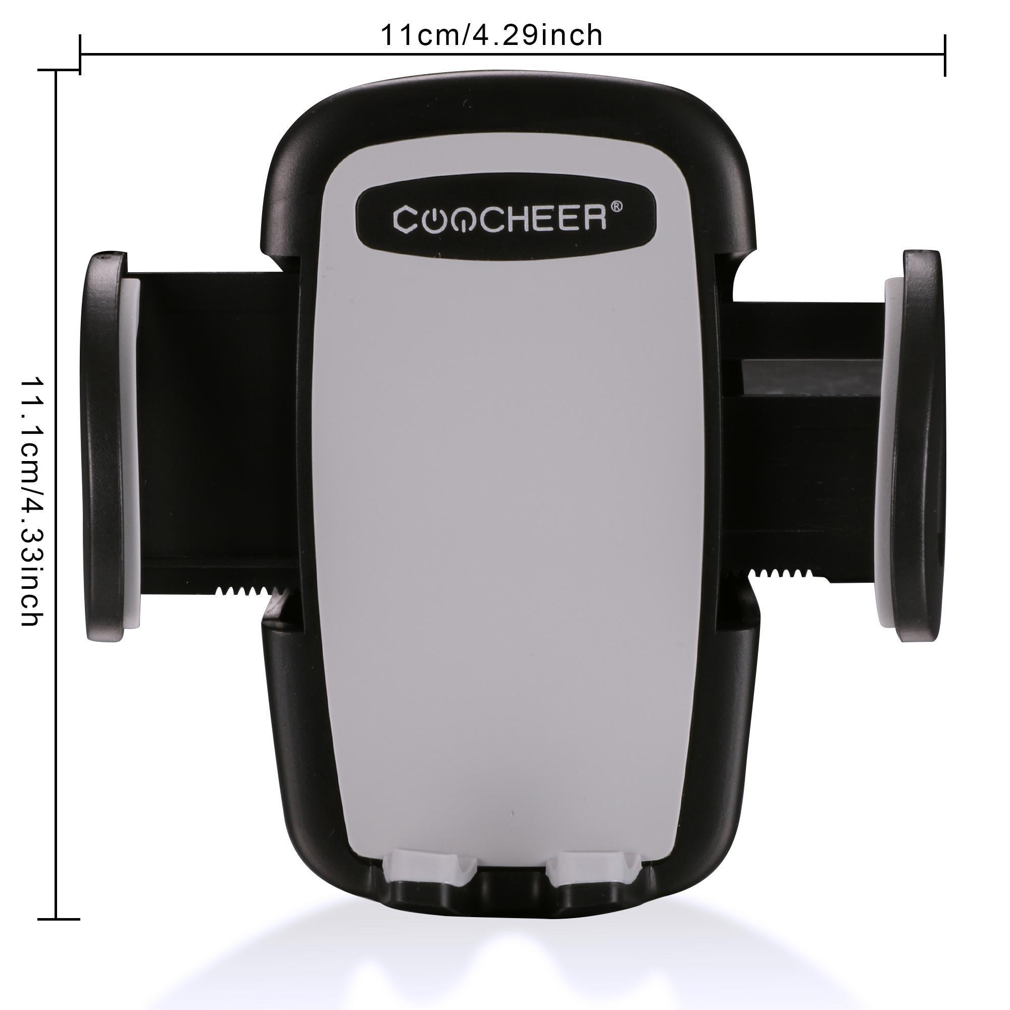 Universal Air Vent Mount Car Smartphone Holder 4