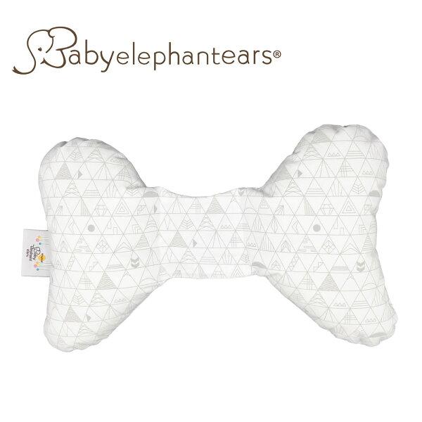 BabyElephantEars寶寶護頸枕-菱格幾何Tribal34.5cmx20cmx5cm