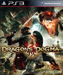 【二手遊戲】PS3 龍族教義 Dragon's Dogma 英文 日文版【台中恐龍電玩】
