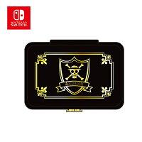 草帽款【日本正版】航海王 Switch 硬殼 收納包 防潑水 硬殼包 主機包 海賊王 任天堂 Nintendo - 907442