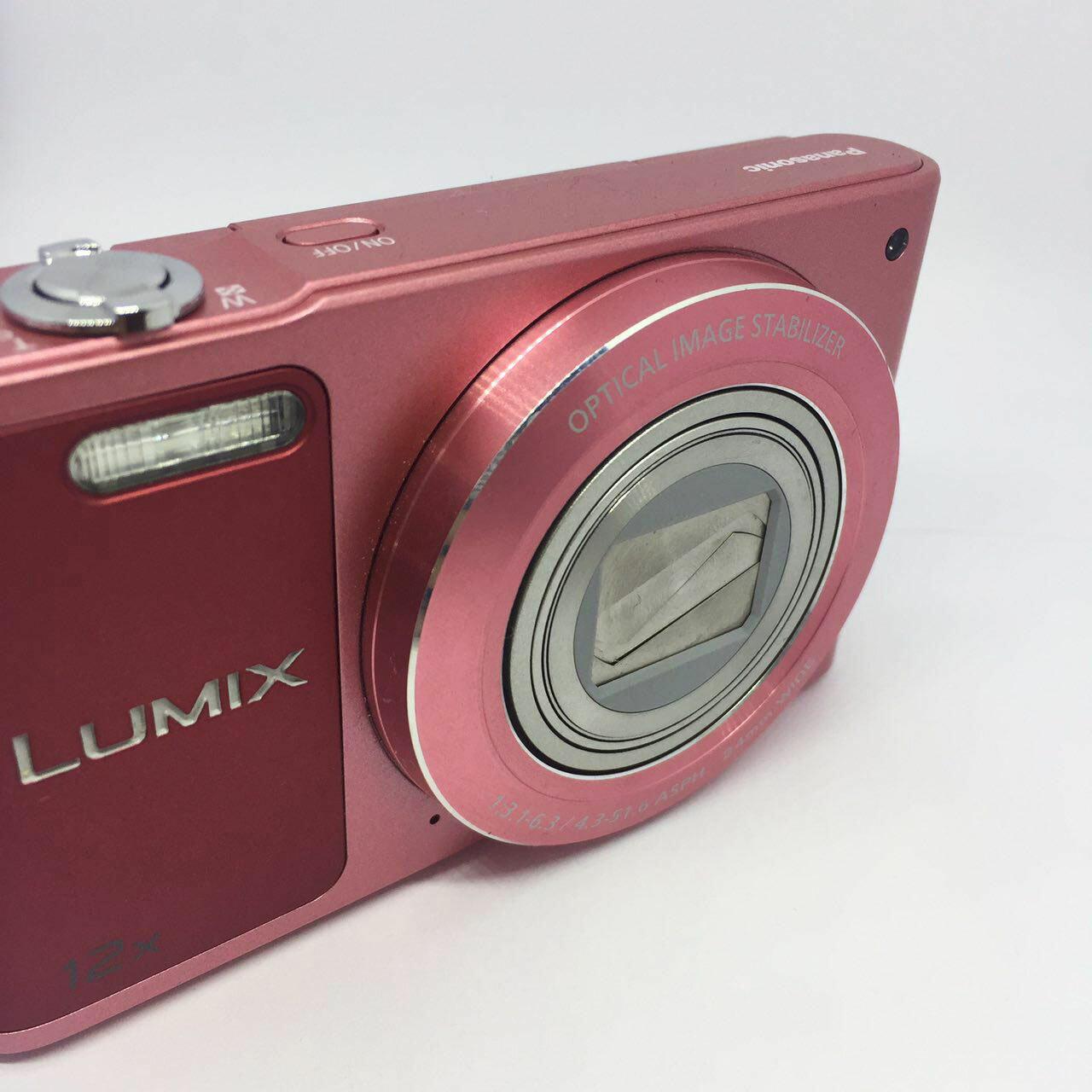 【創宇通訊】LUMIX SZ10粉紅【中古機】