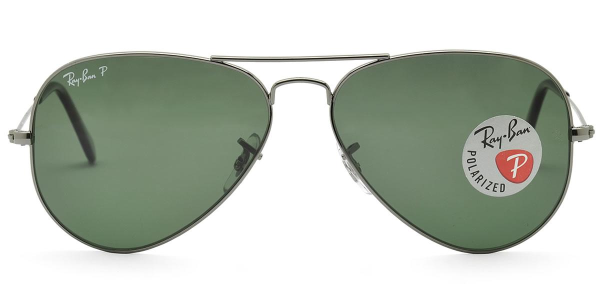 Outlet 美國100%正品代購 經典 Ray Ban 雷朋 復古 墨鏡 太陽眼鏡 RB3025 金邊綠鏡
