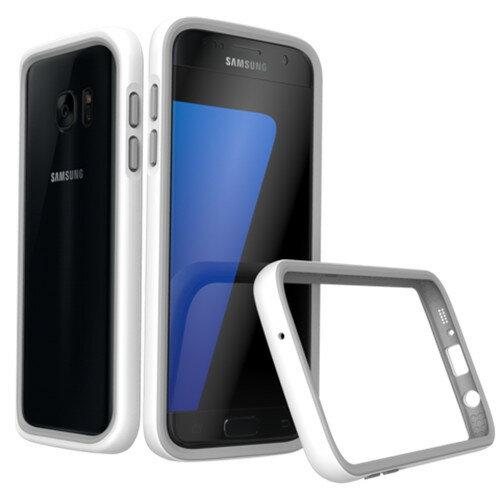 CrashGuard 犀牛盾防摔邊框殼-Samsung Galaxy S7 (4色任選)+100元禮券